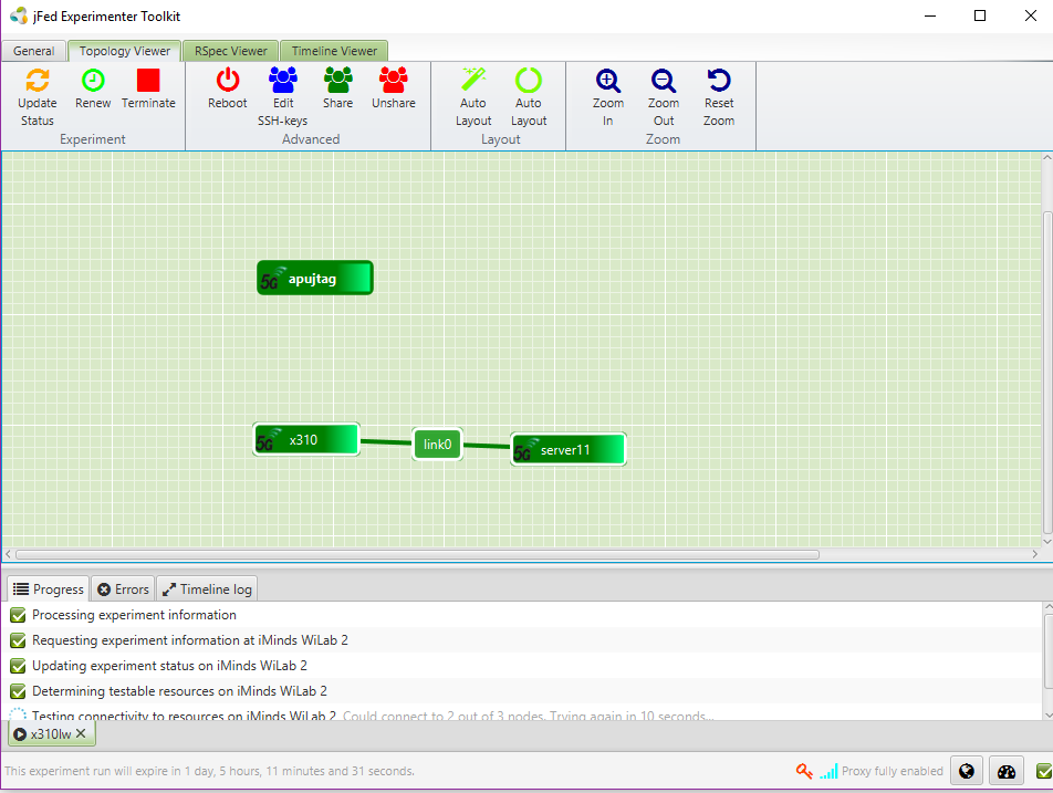 Using USRP X310 with RFNoC framework — imec iLab t documentation